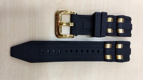 pulseira completa para relógio invicta pro diver 6981 frt gr