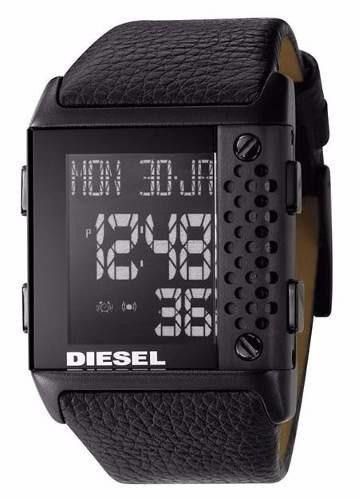 pulseira couro diesel dz7122