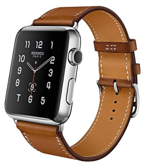 ff50e6873b4 Pulseira Couro Luxo Para Apple Watch 42mm Bege Apple Band - R  129 ...