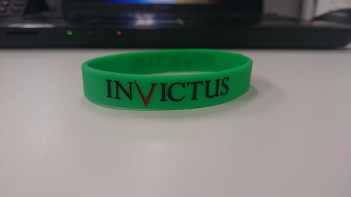 pulseira crossfit invictus original