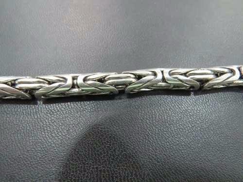 pulseira de bali ponto peruano em prata 925 frete-grátis