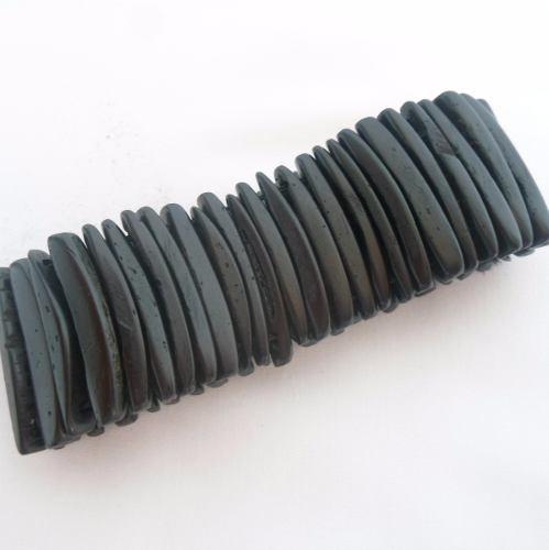 pulseira de coco ref: 2215 - antonio bijuterias