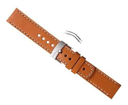 pulseira de couro suunto elementum brown