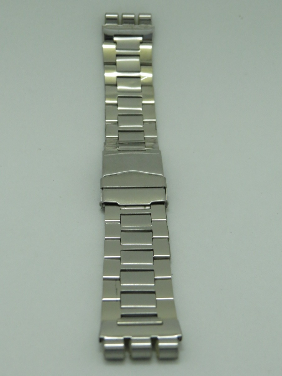 1c32a11191d pulseira de metal masculina swatch 22mm. Carregando zoom.
