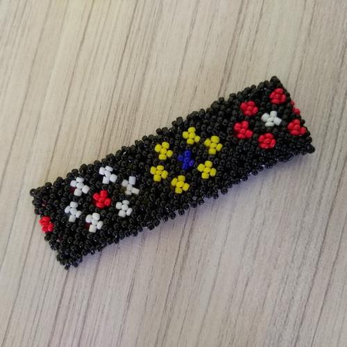 pulseira de miçangas colorida ref: 9031