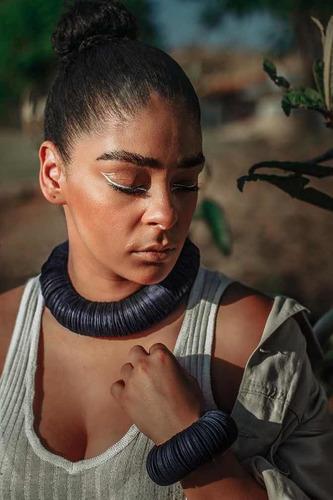 pulseira de papel plutão | da tribu - biojoia