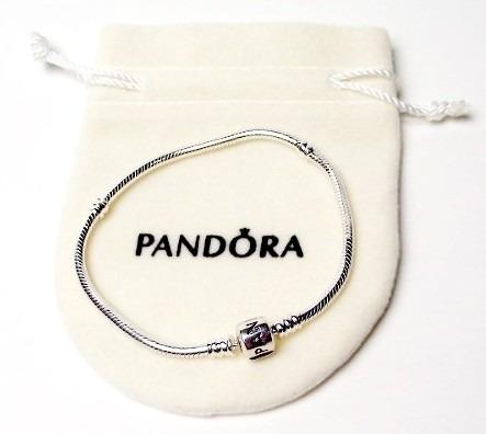 pulseira de prata  esterlina 925 - original pandora s/ caixa