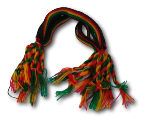 pulseira do reggae, jamaica ref: 524 - dúzia