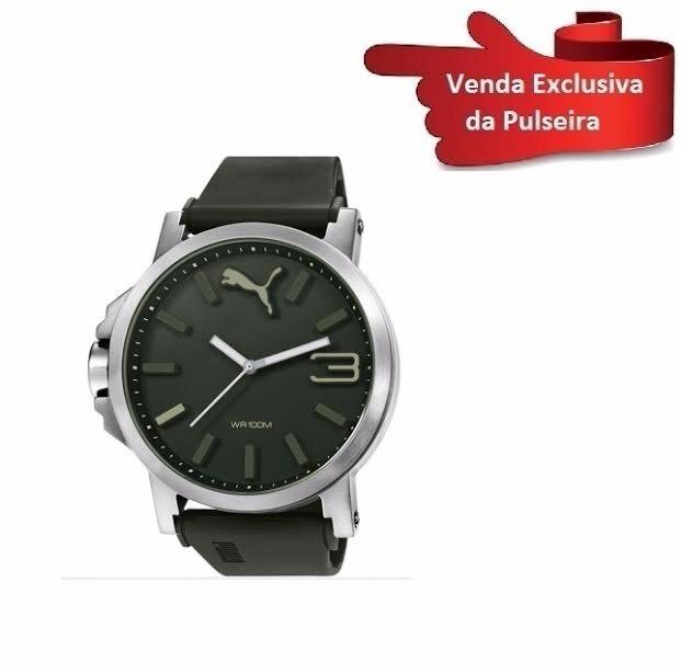 a7c3a1ef6e0 Pulseira Do Relógio Puma Ultrasize 96239g0pmnu1 - R  169
