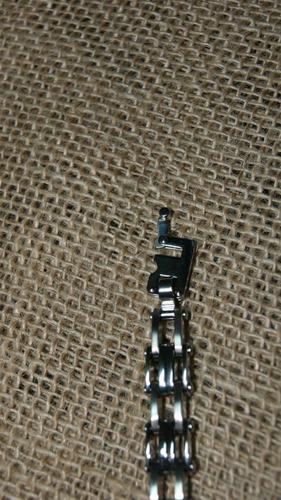 pulseira em aço inox - 55