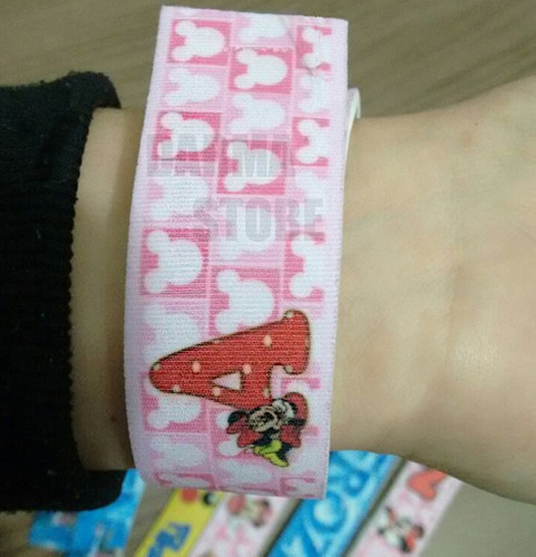 pulseira em eva lembrancinha de festa aniversário infantil