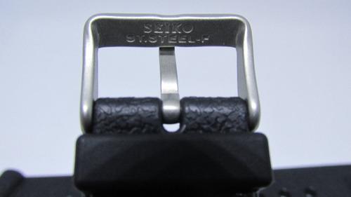 pulseira em ondas, scuba diver seikoz22 + chave. assinada.