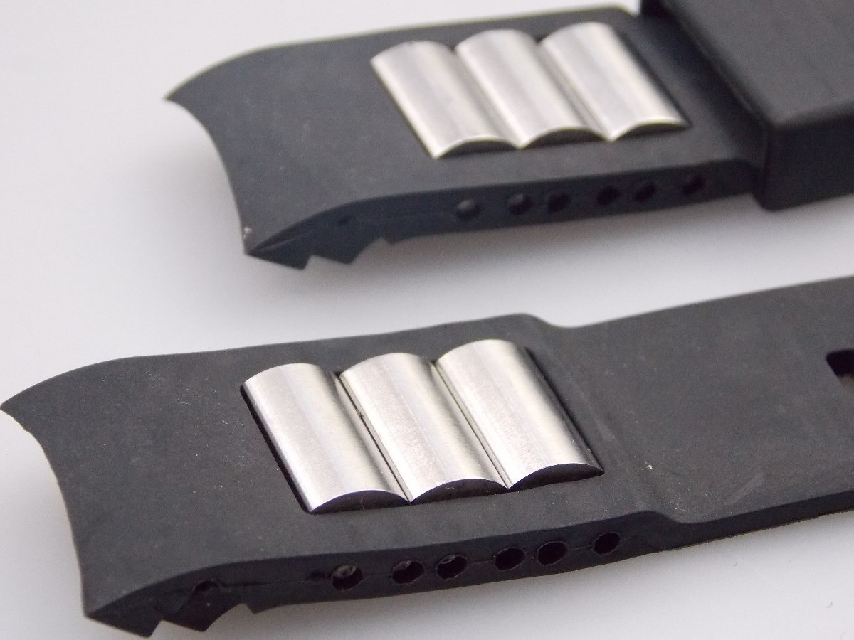 35032f258f6 pulseira emporio armani ap-0690 51mm borracha. Carregando zoom.
