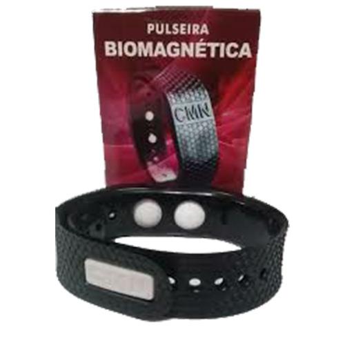 pulseira equilibrio magnetica 100% original top brinde