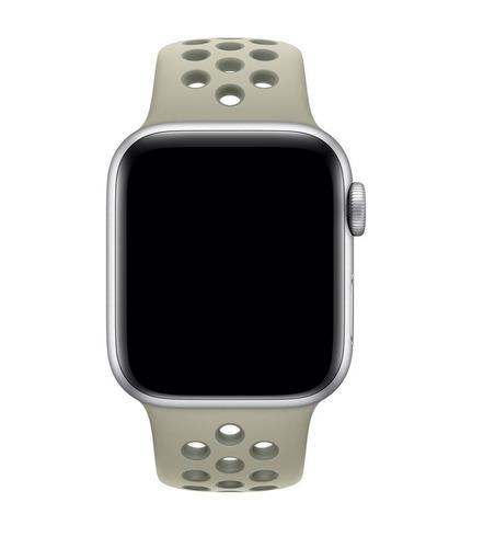 pulseira estilo nike p/ apple watch 38/40mm - fog vintage