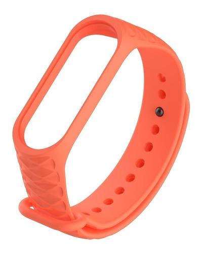 pulseira extra mi band 3 xiaomi coloridas pronta entrega