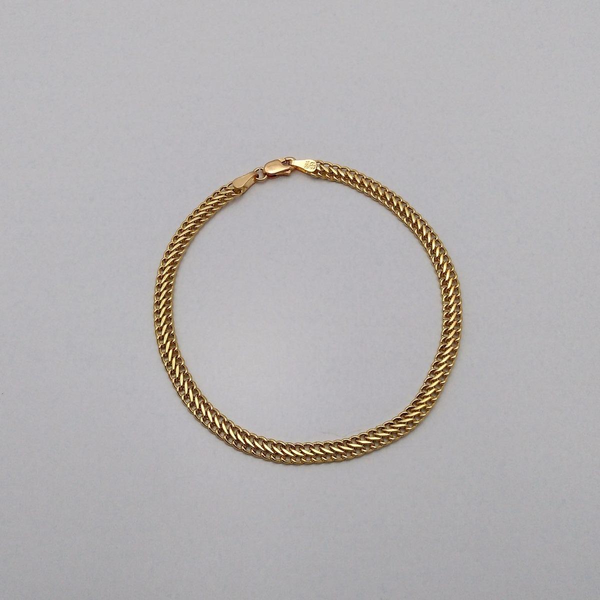 ea076384869 pulseira feminina lacraia em ouro 18k liga 750 frete gratis. Carregando  zoom.