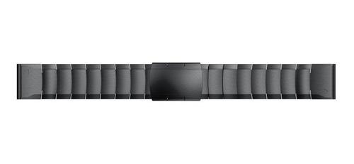 pulseira fenix 5 5 plus relógio garmin aço inox metal
