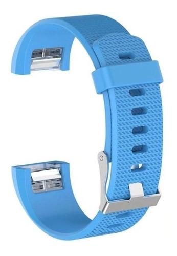 pulseira fitbit avulsa charge 2 várias cores tamanho oferta
