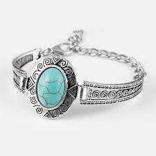 pulseira folheada a prata