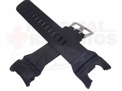 pulseira g-shock ga-500 casio original preta ga-500-1a