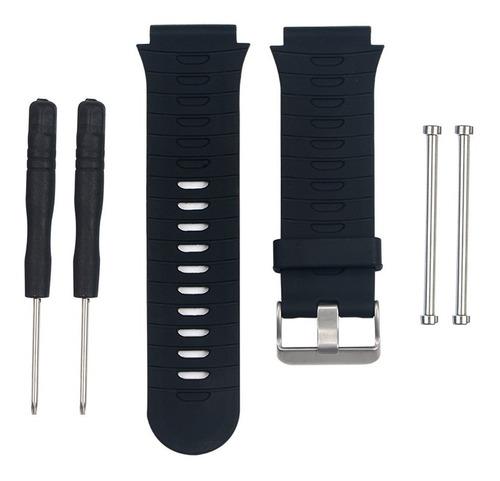 pulseira garmin 920xt forerunner 920xt preta + ferramentas