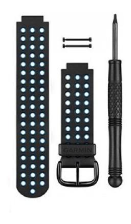 pulseira garmin forerunner 220 e 620 original preta azul