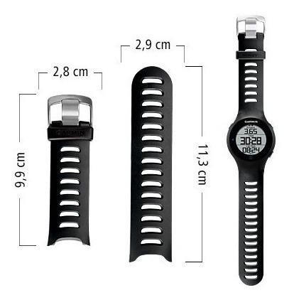 pulseira garmin forerunner 610 original preta