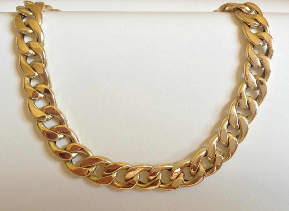 9febd68c1b1 pulseira grumet tradicional 1x1 de ouro 18k 750 italy. Carregando zoom.
