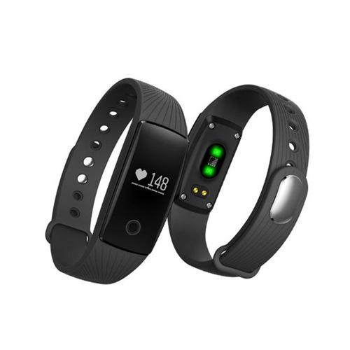 pulseira inteligente smartband id107 monitor cardíaco