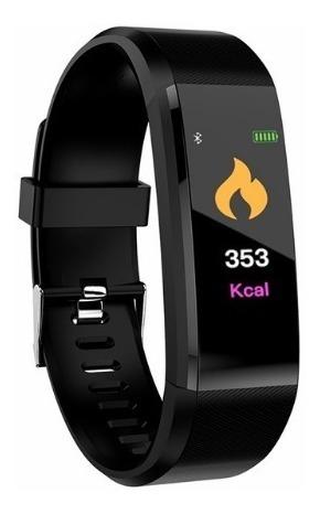 pulseira inteligente yoho smart band card e passometro lilas