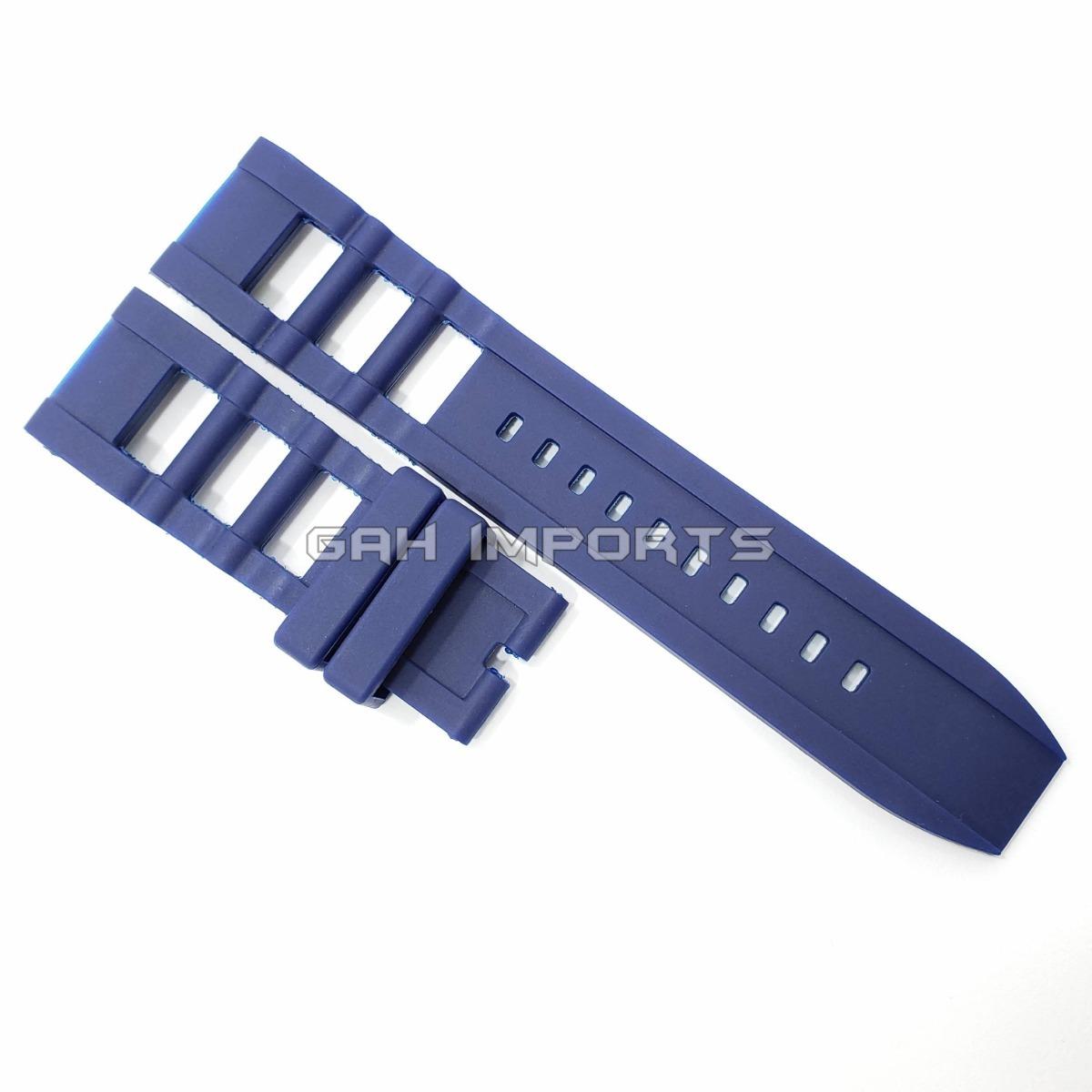 dc3ffeb72f7 pulseira invicta signature 2 - 7421 12965 12966 7426 - azul. Carregando  zoom.