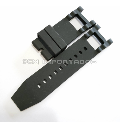 pulseira invicta subaqua noma 3 preta em silicone a melhor!