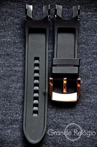 pulseira invicta - venon 6117 preta