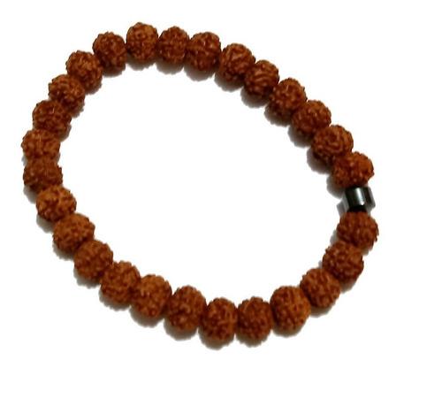 pulseira japamala 27 semente rudraksha - com saquinho