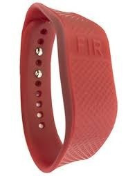 pulseira magnetica nipponflex fir terapeutica infra vermelho