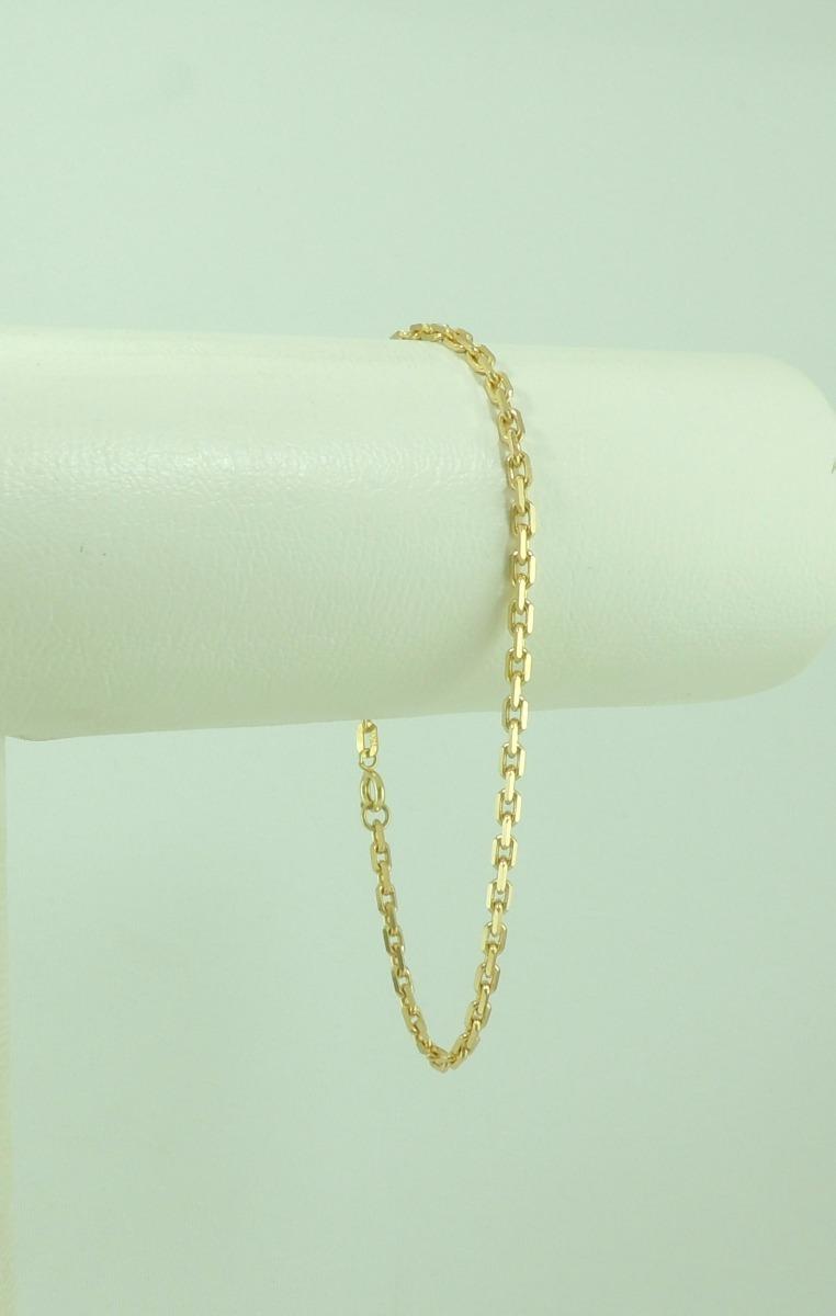 77325e40f94 Pulseira Masculina Cartier 20 Cm Ouro Maciço 18k Peso 6