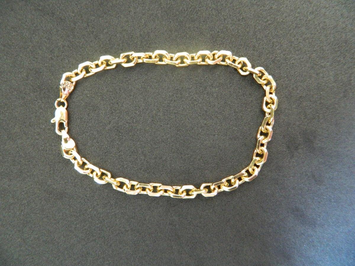 6e7cbb21c66 Pulseira Masculina Cartier Folheada A Ouro - R  95