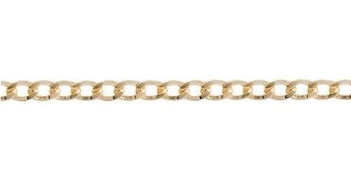 pulseira masculina folheada a ouro 18k fina fio 0,8 laminado
