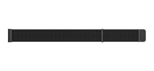 pulseira metal milanese xiaomi huami amazfit bip magnética
