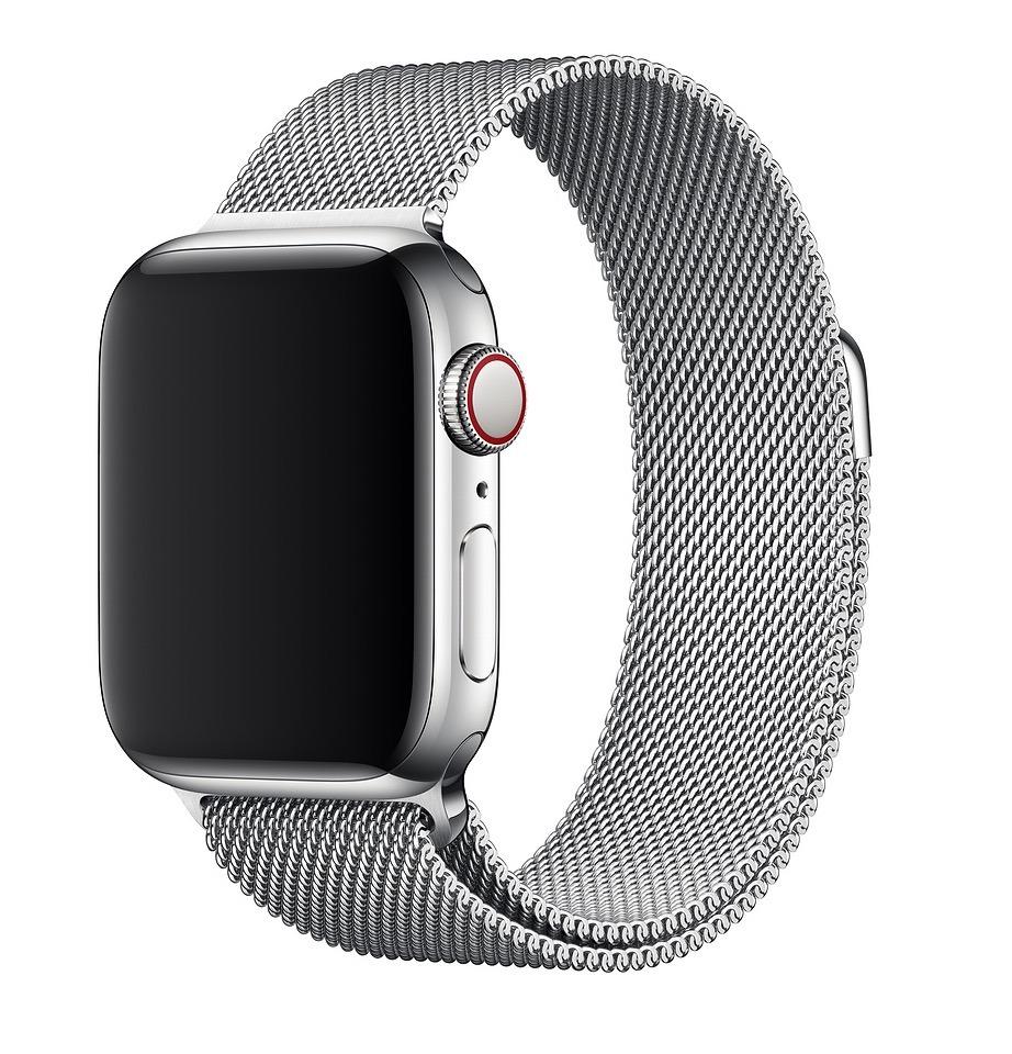 4f3d73c12 Pulseira Milanese Apple Watch 42