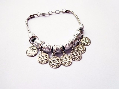 pulseira moedas pul098
