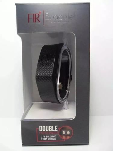 pulseira nipponflex magnetica double fir original