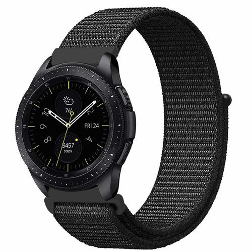 pulseira nylon para samsung galaxy watch active 40mm sm-r500
