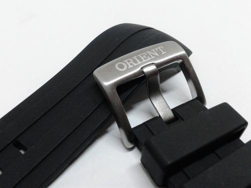 pulseira orient 469ss039 469ss040 poseidon original com nf