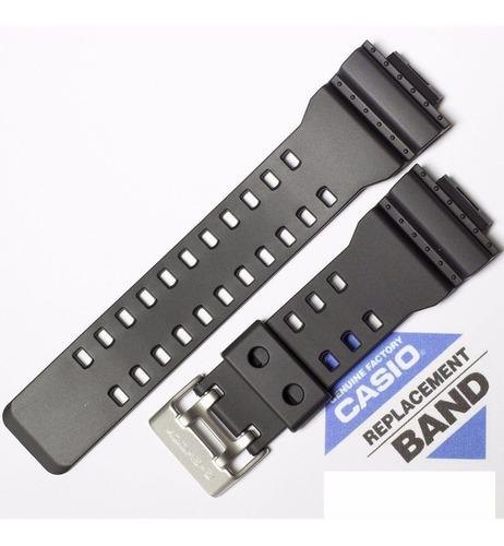 pulseira original casio g-shock g-8900 ga-100 ga-110 fosco