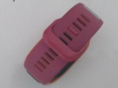 pulseira original tomtom runner e spark 3 ( rosa )
