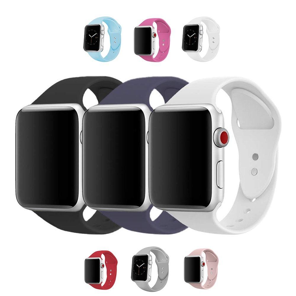 44af1e9195c Pulseira Para Apple Watch 40 Mm - Series 1 2 3 - R  27