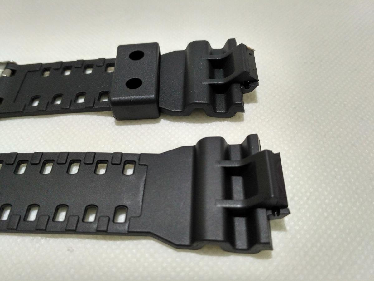 76856ce50f9 Pulseira Para Casio G-shock Ga-100 Ga-110 Ga-120 Ga-300. - R  26