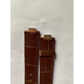 Pulseira Para Relógio Cartier Must 21 Grain De Riz Grande